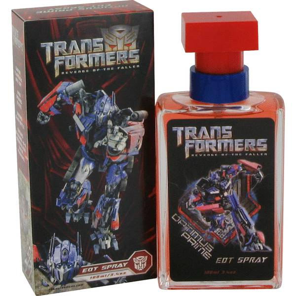 Transformers Optimus Prime Cologne