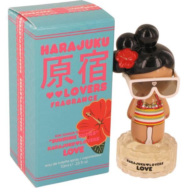 Harajuku Lovers Sunshine Cuties Love Perfume For Women By