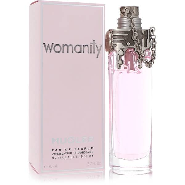 womanity perfume for women by thierry mugler. Black Bedroom Furniture Sets. Home Design Ideas