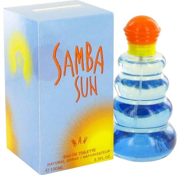 Samba Sun Cologne