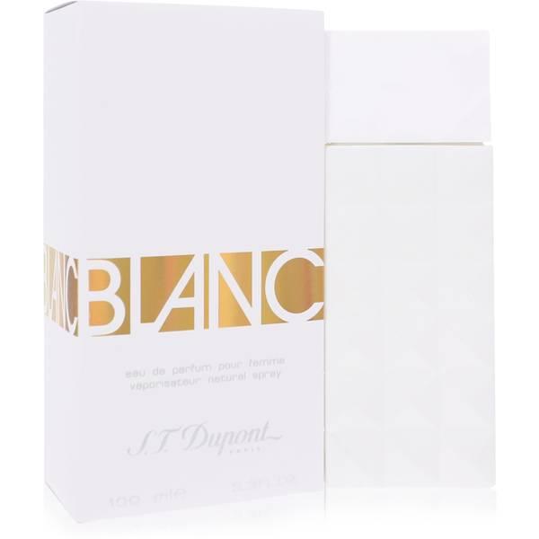 St Dupont Blanc Perfume