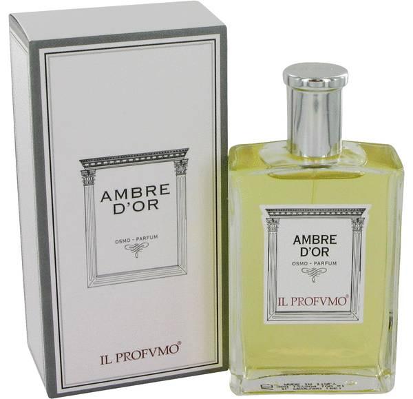 Ambre D'or Perfume