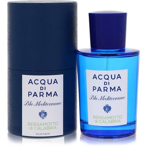 Blu Mediterraneo Bergamotto Di Calabria Perfume