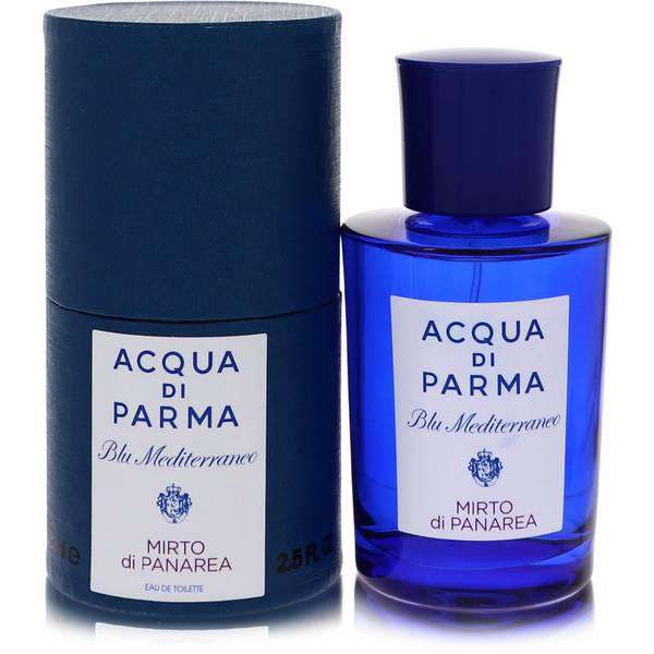 Blu Mediterraneo Mirto Di Panarea Perfume