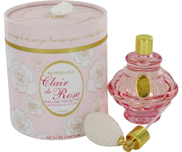 clair de rose perfume for women by berdoues. Black Bedroom Furniture Sets. Home Design Ideas