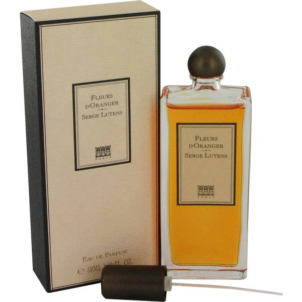 fleurs d 39 oranger perfume for women by serge lutens. Black Bedroom Furniture Sets. Home Design Ideas