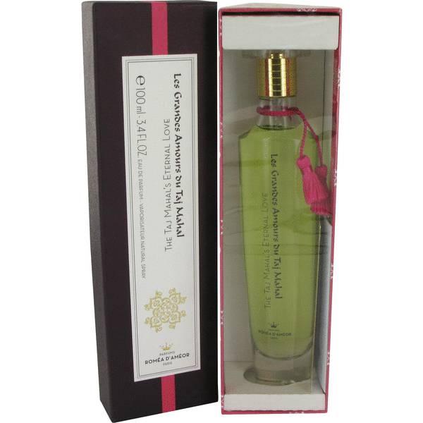 The Taj Mahal's Eternal Love Perfume
