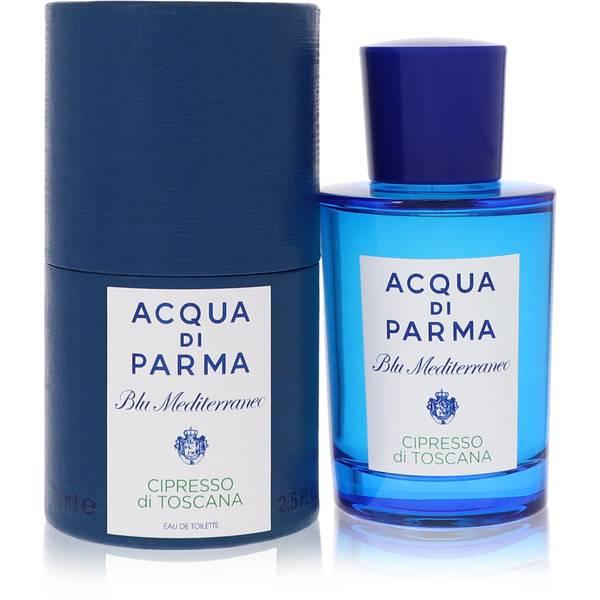 Blu Mediterraneo Cipresso Di Toscana Perfume