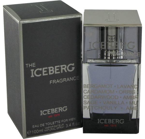 The Iceberg Fragrance Cologne