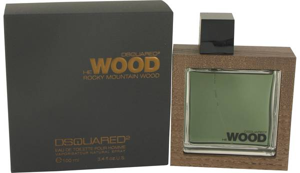 He Wood Rocky Mountain Wood Cologne