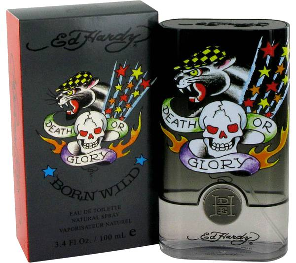 ed hardy born wild cologne for men by christian audigier. Black Bedroom Furniture Sets. Home Design Ideas