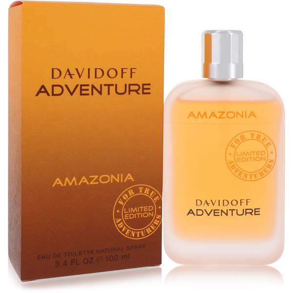 Davidoff Adventure Amazonia Cologne