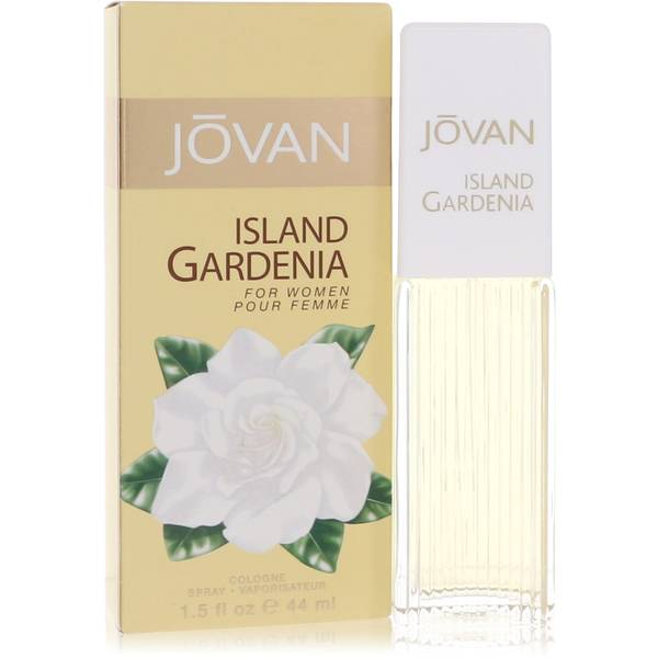 Jovan Island Gardenia Perfume