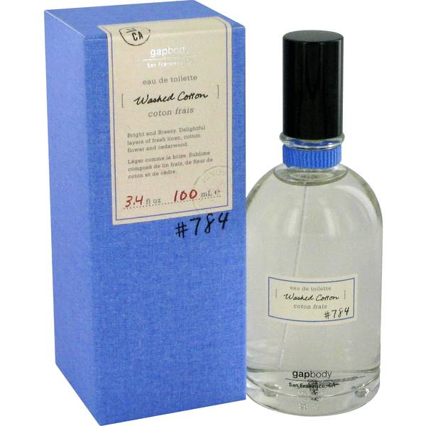 Washed Cotton 784 Perfume