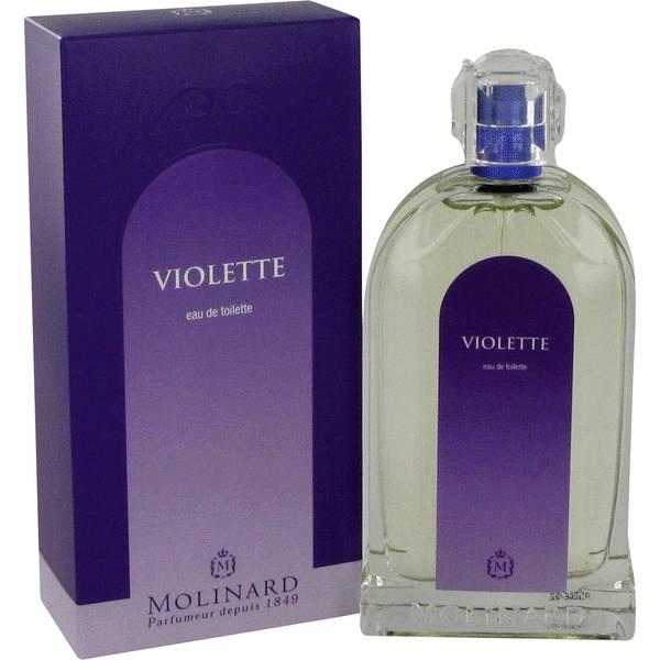 Les Fleurs Violette Perfume