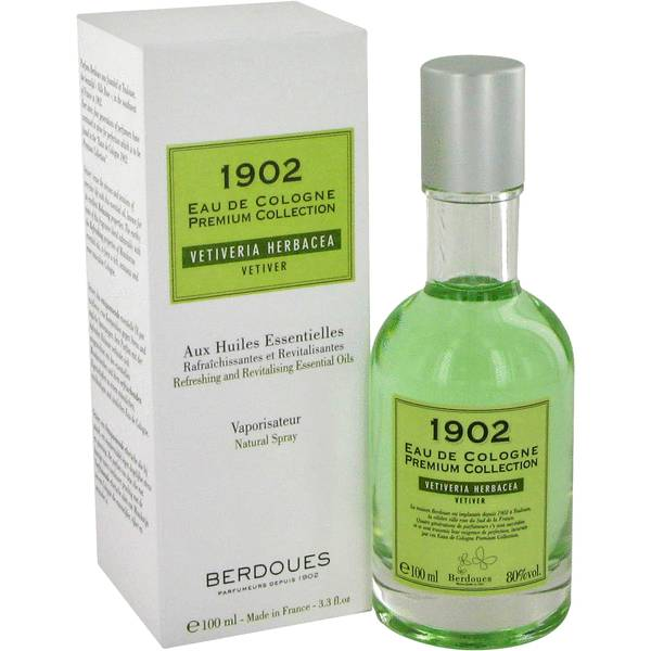 1902 Vetiver Cologne