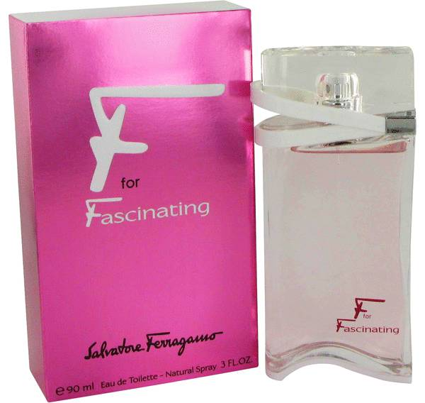 F For Fascinating Perfume