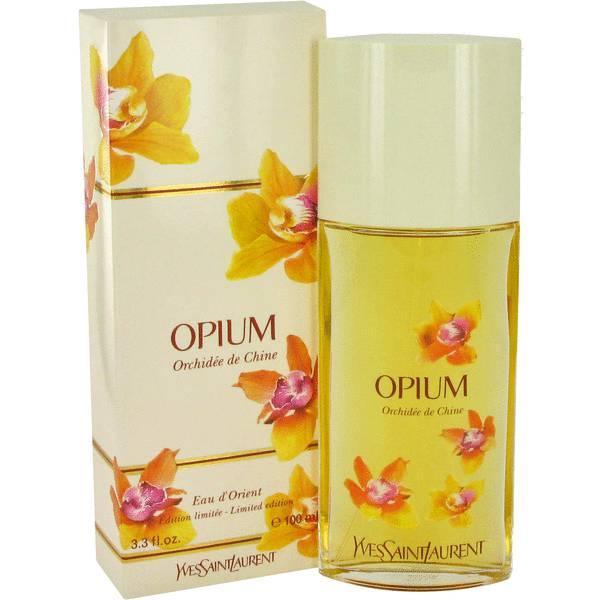 Opium Eau D'orient Orchidee De Chine Perfume