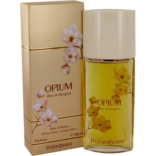 Opium Eau D'orient Fleur De Shanghai Perfume