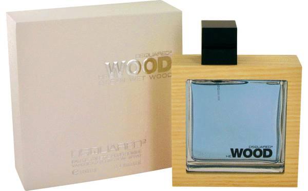 He Wood Ocean Wet Wood Cologne