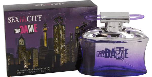 Sex In The City Madame Nyc Perfume
