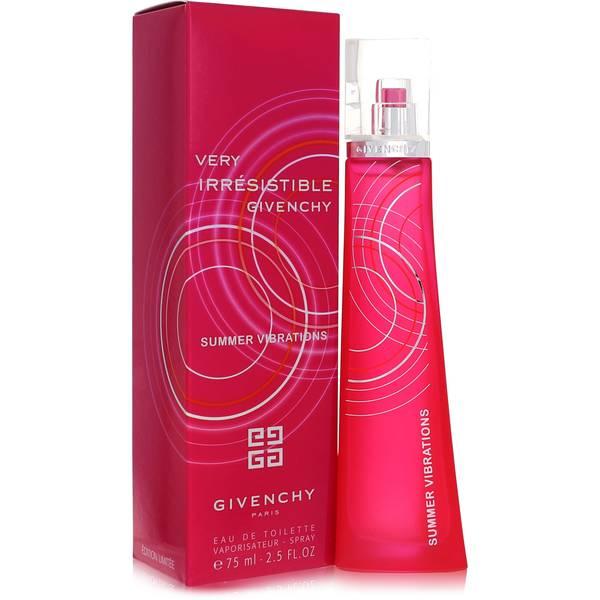 Very Irresistible Summer Vibrations Perfume