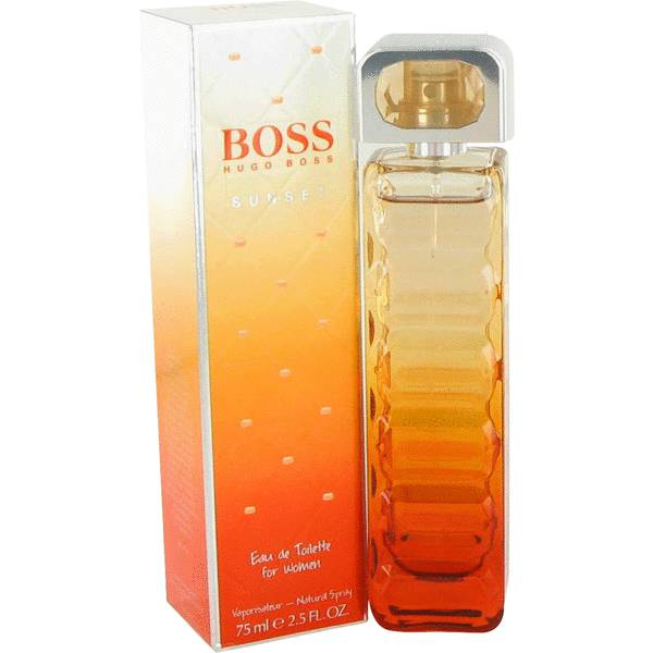 Boss Orange Sunset Perfume