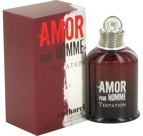 Amor Pour Homme Tentation Cologne
