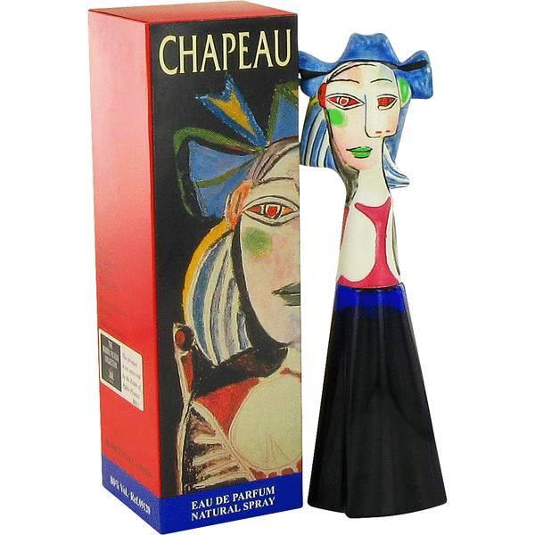 Chapeau Bleu Perfume