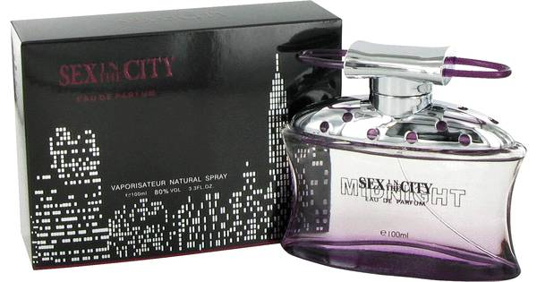 Sex In The City Midnight Perfume