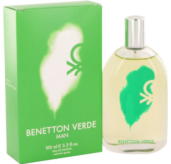 Benetton Verde Cologne