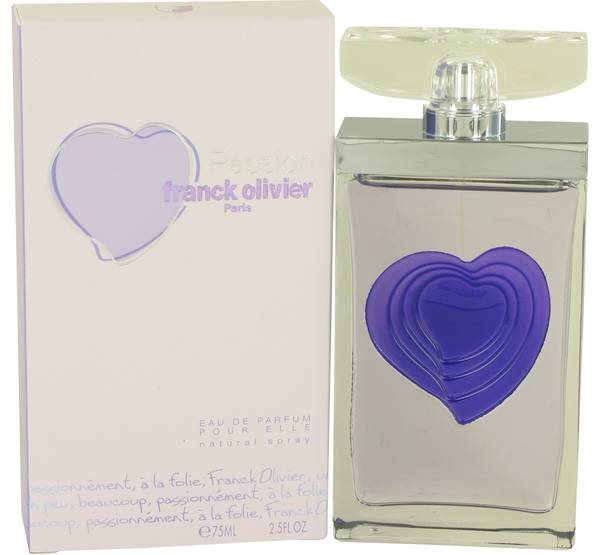 Passion Franck Olivier Perfume