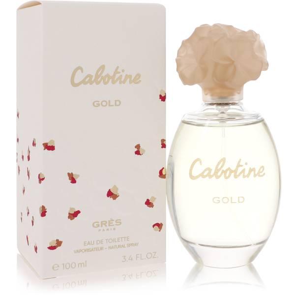 Cabotine Gold Perfume