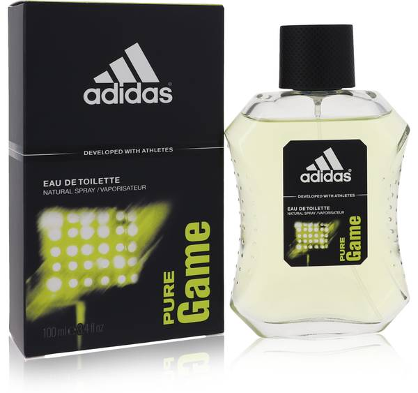 Adidas Pure Game Cologne For Men By