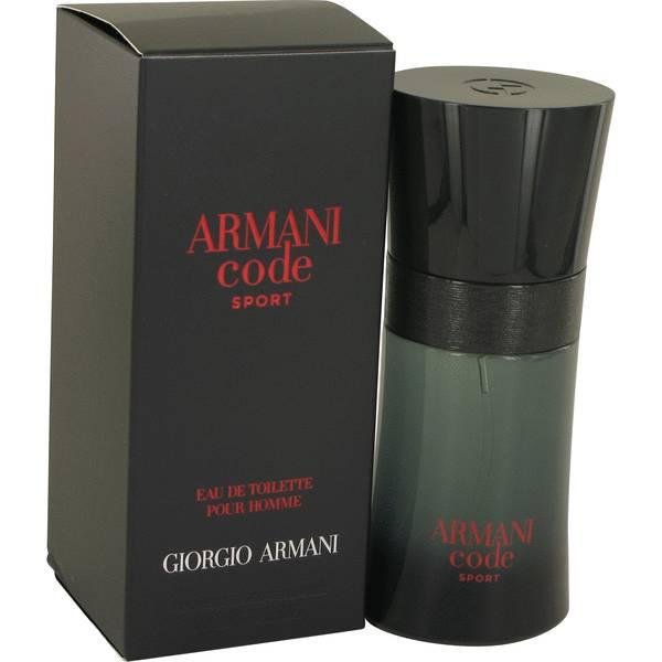 Armani Code Sport Cologne