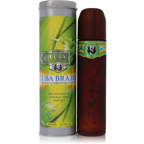 Cuba Brazil Cologne