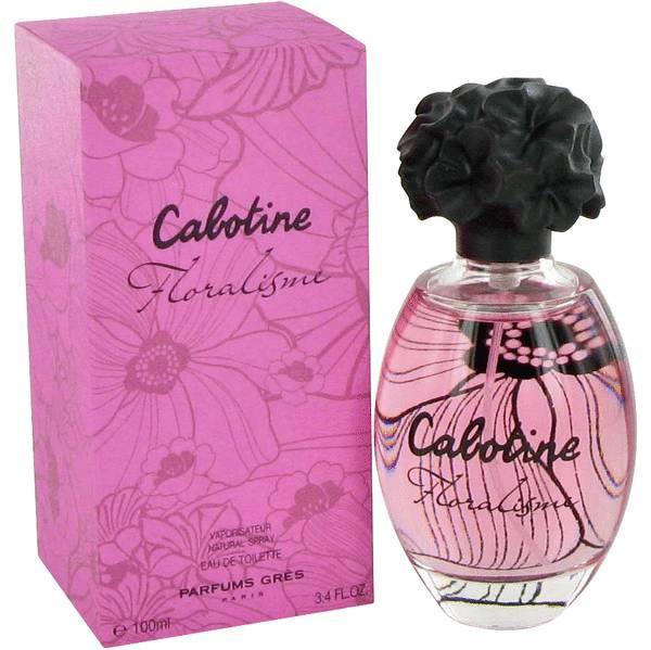 Cabotine Floralisme Perfume