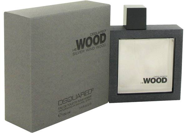 dsquared perfume silver wind wood