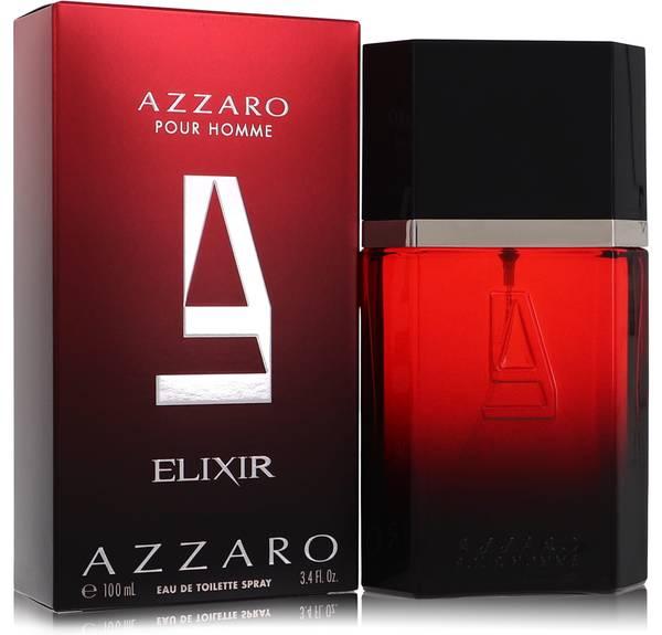 Azzaro Elixir Cologne