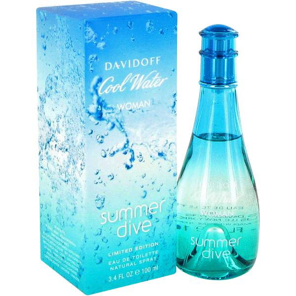 Cool Water Summer Dive Perfume
