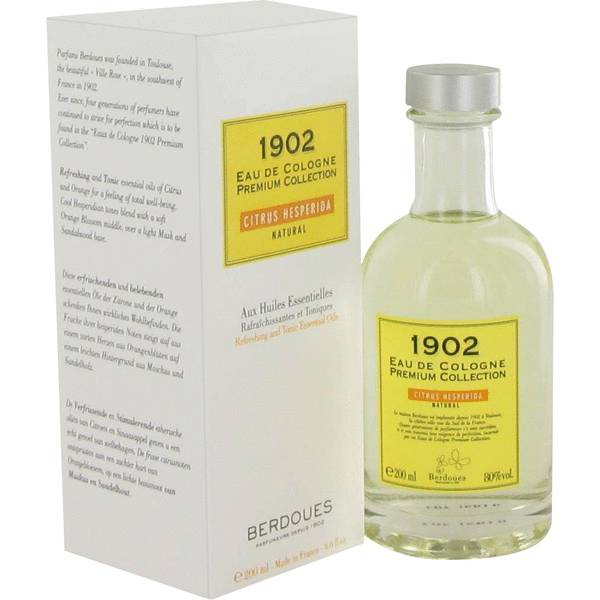1902 Citrus Hesperida Perfume