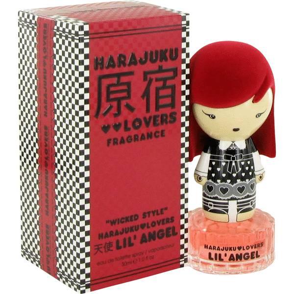 Harajuku Lovers Wicked Style Lil' Angel Perfume