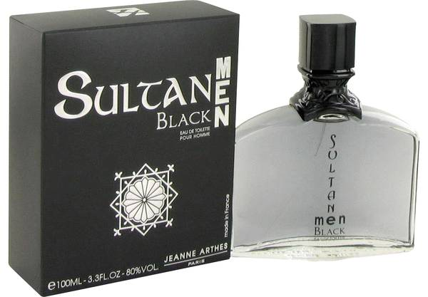 Sultan Black Cologne