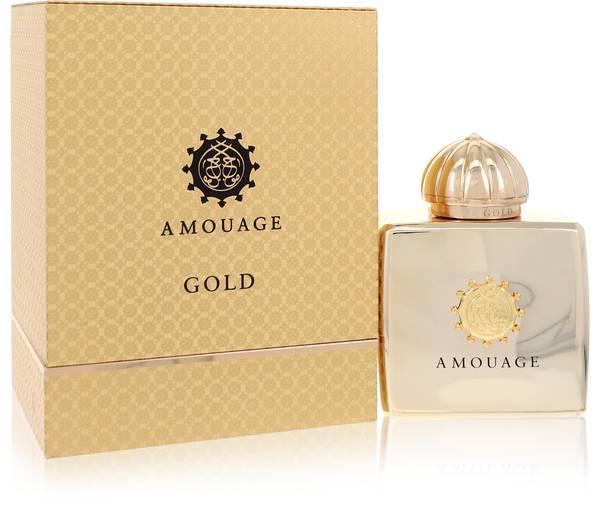 Amouage Gold Perfume