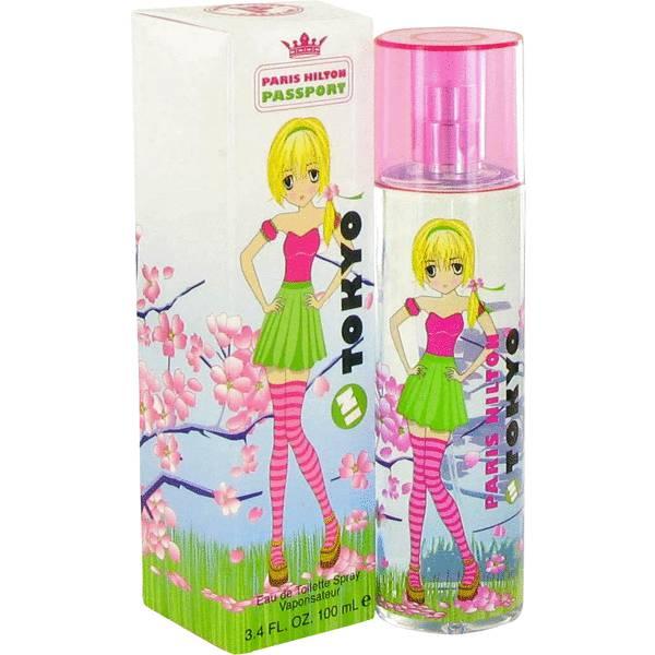 Paris Hilton Passport In Tokyo Perfume