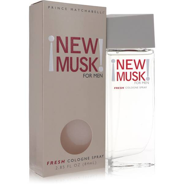 New Musk Cologne