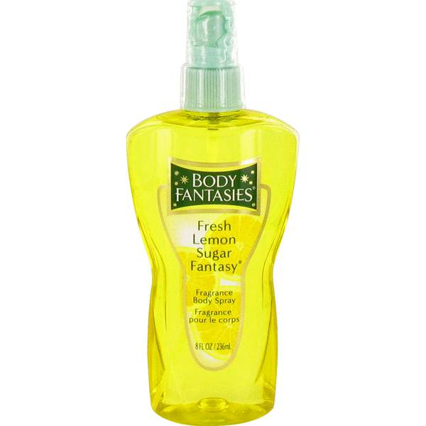 Body Fantasies Fresh Lemon Sugar Fantasy Perfume