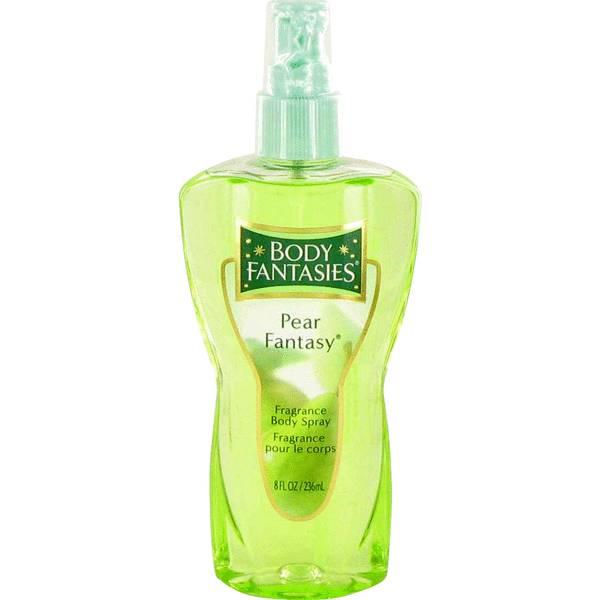 Body Fantasies Pear Fantasy Perfume