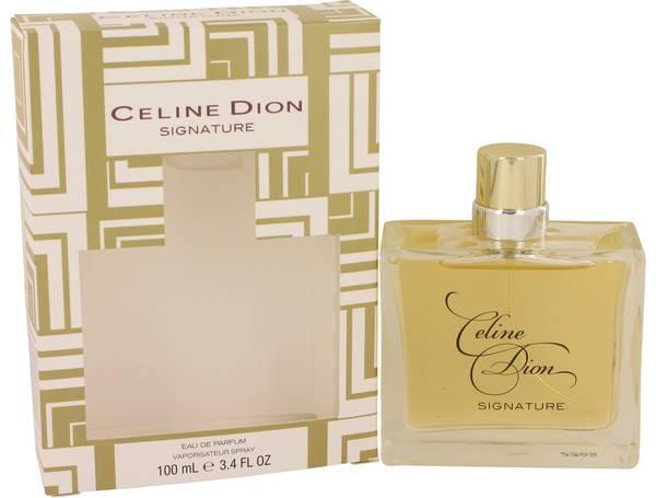 Celine Dion Signature Perfume