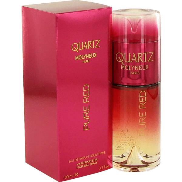 Quartz Pure Red Perfume